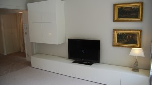 Rénovation d'un appartement sur La Madeleine