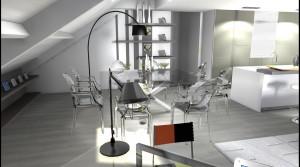 Rénovation d'un Loft sur Lille