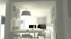 Rénovation d'une maison sur Villeneuve d'Ascq