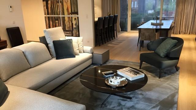 Aménagement d'un appartement à Mouscron