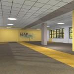 Projet 3D Espace bureau 4