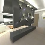 Projet 3D Aménagement extension vue 2