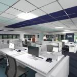 Projet 3D Espace bureau 3