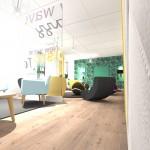 Projet 3D Récisio Salle de réunion